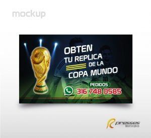 Copa Mundial de Fútbol 2018