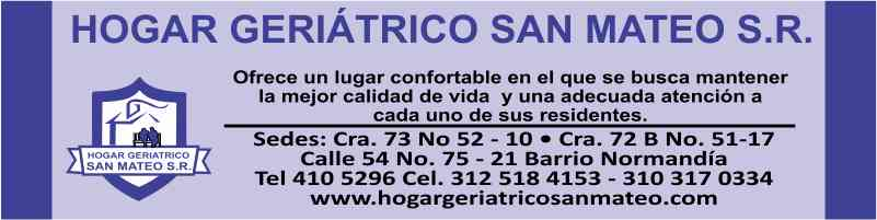 HOGAR GERIÁTRICO SAN MATEO