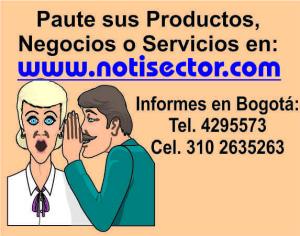 Tel. 4295573 Cel. 3102635263 en Bogotá